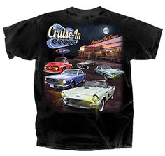 Ford Cruise-In Diner T-Shirt