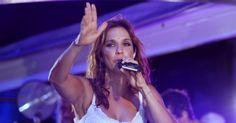 Ivete Sangalo com seu bloco na última noite do Pre Caju 2013