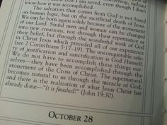 Oswald Chambers on salvation