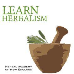 Intermediate Herbal Course: Online Herbal Course