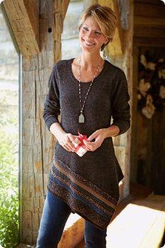 Soft Surroundings - beautiful sweater