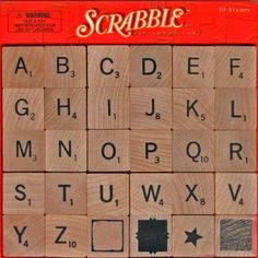 letter a craft scrabble ideas on scrabble scrabble and 6080