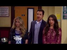 lucas in a fight. Girl meets the secret of life - YouTube