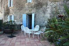 Stunning ancient village house in a popular artist village. Possibly 5/6 bedrooms, 2 baths, large terrace and character!  €240,750/£200,810