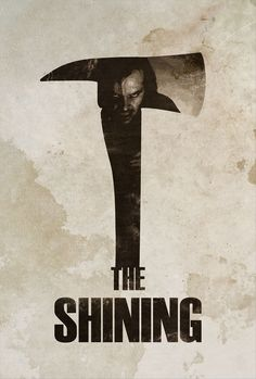 The Shinig #alternative #movie #posters #art