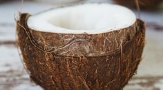 L'huile de coco, c'est magique