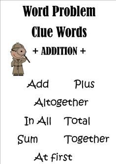 sample lesson plans on word problem for 2nd grade - Google Search