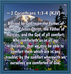 Blessed be GOD, even the FATHER and more Blessings!! | Kristi Ann's Haven Biblical Quotes, Bible Verses, Scripture Study, Bible Quotes, Revelation 19 16, Abba Father, Christian Videos, Everlasting Life, Love The Lord