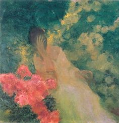 In The Garden Gaston La Touche