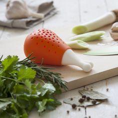 #design3000 Der Hähnchenschenkel für Vegetarier!