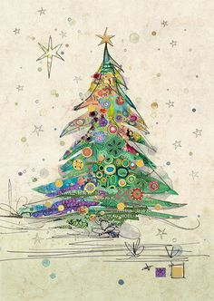 Quality greeting cards designed and published in the UK. Browse our ranges and shop online for decorative everyday designs and Christmas cards. Christmas Doodles, Christmas Drawing, Christmas Paper, Handmade Christmas, Vintage Christmas, Bug Art, Happy Paintings, Christmas Illustration, Christmas Pictures