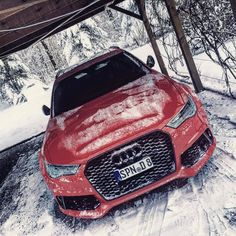 King of Snow #supercars #luxurycars #Automotive #Audi #Cars