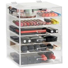 Affordable acrylic storage! MUJI dupe at just £35