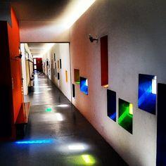 Unité d'habitation - Le Corbusier #architecture #midcenturymodern