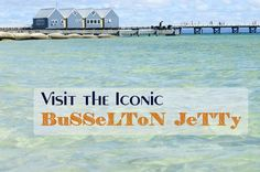 Visit the iconic Busselton Jetty, WA - Journey of a Nomadic Family Learn To Scuba Dive, Dry Desert, Huge Waves, Crystal Clear Water, Train Tracks, White Sand Beach, Tropical Fish, Holiday Destinations, Western Australia