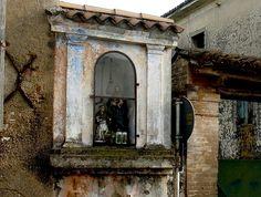 San Fior, Tabernacolo di Sant'Antonio da Padova in via Roma