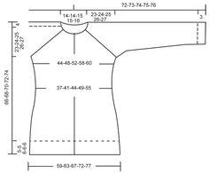 """Alana Cardigan / DROPS 156-4 - Chaqueta de punto DROPS con trenzas y raglán, tejida de arriba abajo en """"Karisma"""". Talla S-XXL - Patrón gratuito de DROPS Design"""