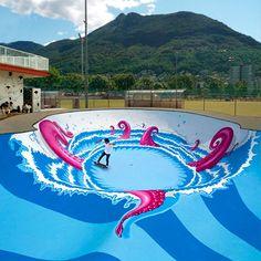 Le street-art du NeverCrew !