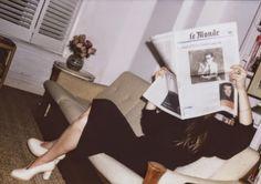 Parisienne | María Elvira Espinosa's Blog