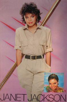 Janet Jackson 1982