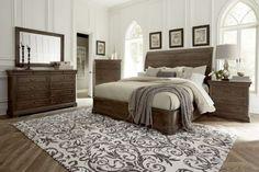 A.R.T. Furniture St. Germain 4-Piece King Bedroom Set