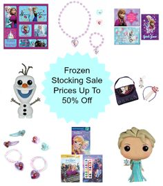 STL Mommy « Frozen Stocking Stuffers Up To 50% Off