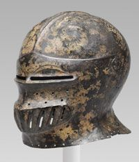 Visored Sallet  Made in German-speaking lands, Europe  or Austria, Europe  Possibly made in southern Germany, Germany, Europe  1505-10