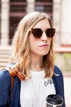 Round out your fall outfits with a brand new pair of sunglasses
