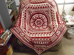 Ravelry: papierce7257's Sophie's Universe 2015 CAL - Colours of Rows listed