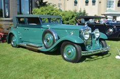 De Soto Adventurer II coupe takes People's Choice award at Elegance at Hershey