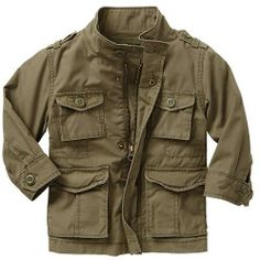 Baby Boy Field jacket // reminds me of a Madewell