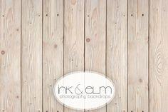 Photography Backdrop 6ft x 5ft Wood backdrop Vinyl by InkAndElm