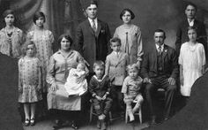 This was taken in 1926 in Rochester, New York. Our family came from Polizzi Generosa, Sicily in 1906.