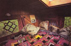 Gypsy Interior Design Dress My Wagon| Serafini Amelia| Stained Glass Feature-Gypsy  -bohemian trailer