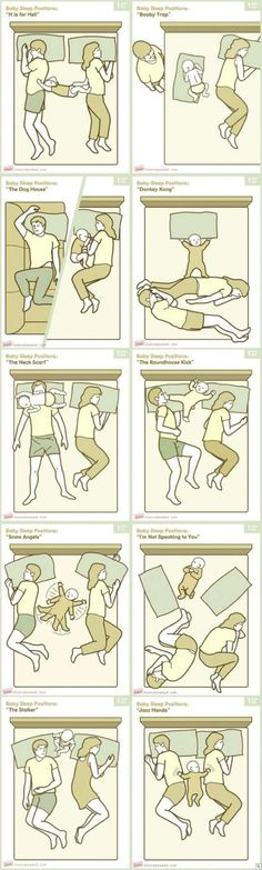 Funny Beds & Sleeping Positions (37 Pics)   Vitamin-Ha
