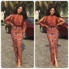 #weddingguest @Regrann from @jennylerry21 - Happy Sunday . @pretty_fabrics always hooks me up with the best fabrics Designer: @deejahrabiu Shoes: @unisexfashion_house Weave : @stephs_humanhair - #regrann