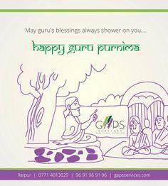 #Happy #guru #purnima  www.gapsservices.com