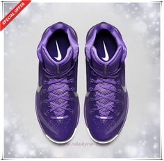 competitive price f00a1 4a638 Court Purple Purple Venom White Metallic Silver 653483-505 Nike Hyperdunk  2014 TB Outlet Canada