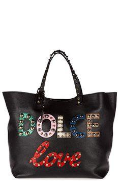 d9af7568f0be9 Dolce Gabbana women s leather handbag shopping bag purse beatrice black  designer handbags spring handbags handbag fashion handbag ideas expensive  handbags ...