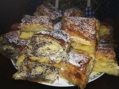Hungarian Recipes, Strudel, Winter Food, Food To Make, Foodies, French Toast, Deserts, Dessert Recipes, Food And Drink