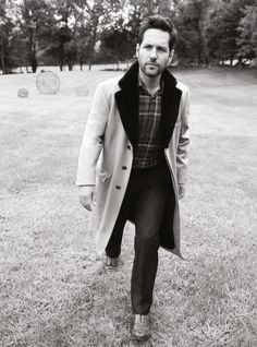 Paul Rudd, C For Men - Fall 2013. Styling - Michael Fisher / Starworks Artists.
