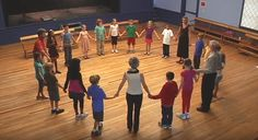 Teaching and Dancing the Circle Waltz Mixer