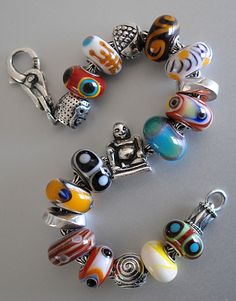 Tibet kit I did not create this Trollbeads design, but I like it!