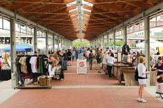 Vintage Street Market - Downtown Grand Rapids, MI   The Awesome Mitten
