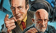AMC ha rilasciato sul proprio sito un fumetto digitale completo dedicato a Better Call Saul, spin-off della celebre serie Breaking Bad - http://c4comic.it/2015/02/11/better-call-saul-ecco-il-web-comic/