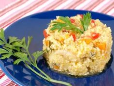 Millet is a quick-cooking gluten-free grain that stars in this Asian-inspired vegan salad recipe. Juicy mango, crunchy water chestnuts, toasted millet, and Asian flavors make for a tasty vegan side dish or light vegan meal.