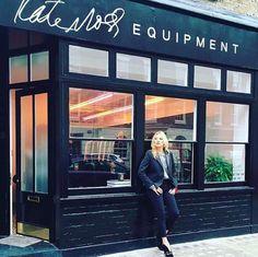 Kate Moss x Equipment - Département Féminin
