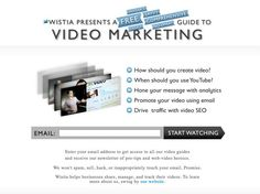 Video Marketing to generate leads