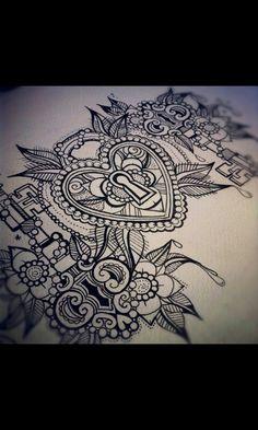 Chest piece design :)