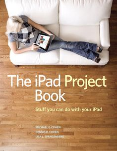 Great books to learn about iPads from Adelaide City Council Library!